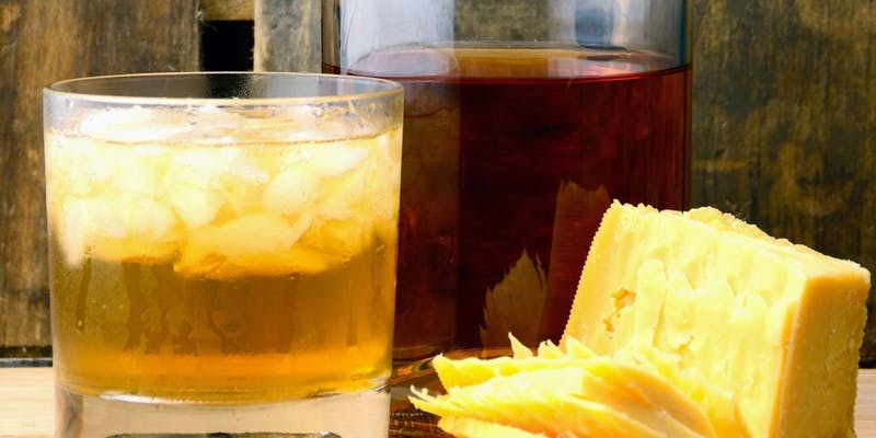 Whiskey Business: Warm Weather Whiskey & Cheese 101
