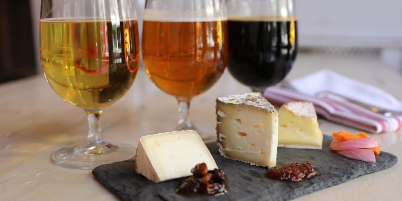 Beer and Cheese 101 with Alex Delany (Bon Appetit Magazine)