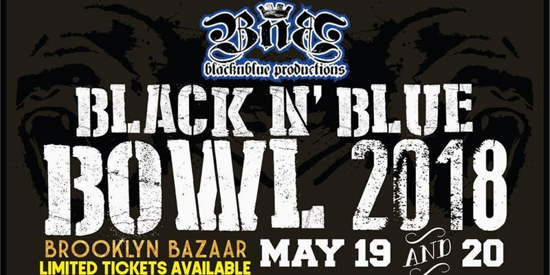 Black n Blue Bowl Day 2