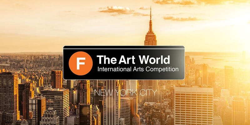 "The 2018 ""F The Art World"" International Art Show"
