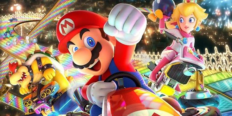 Happy Hour Mario Kart with Drinking Rules!