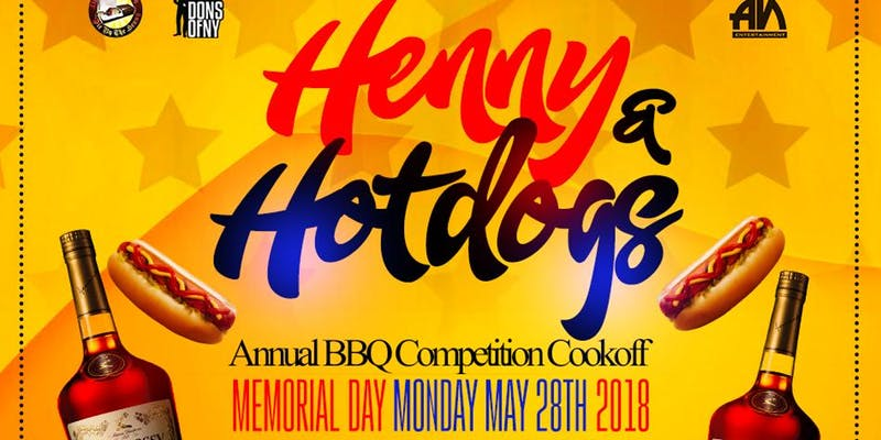Henny and Hotdogs BBQ Competition