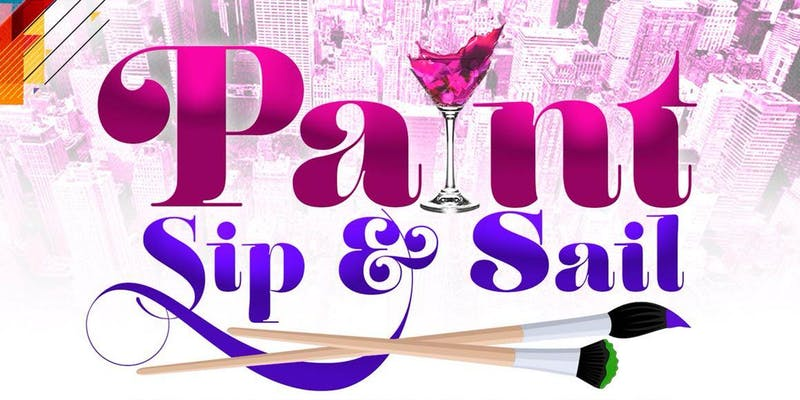 Paint Sip and Sail Cruise