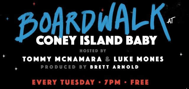 Boardwalk Comedy
