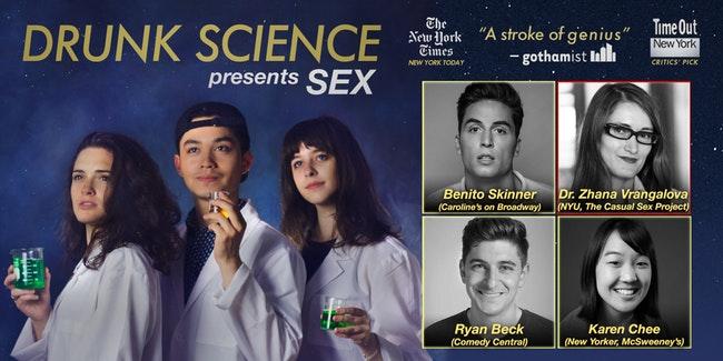 Drunk Science presents: Sex