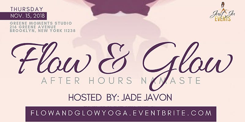 Flow and Glow: After Hours Namaste Yoga