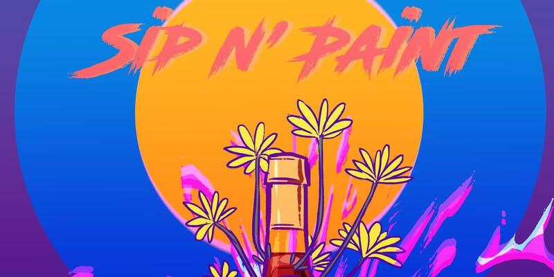 Sov Presents: Sip N' Paint