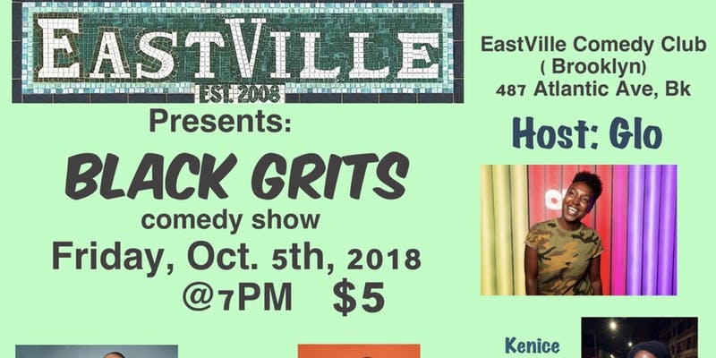 Black Grits Comedy