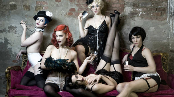 Burlesque Cabaret Night