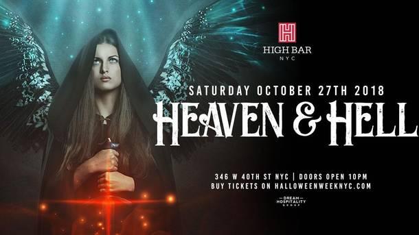 Heaven and Hell At High Bar