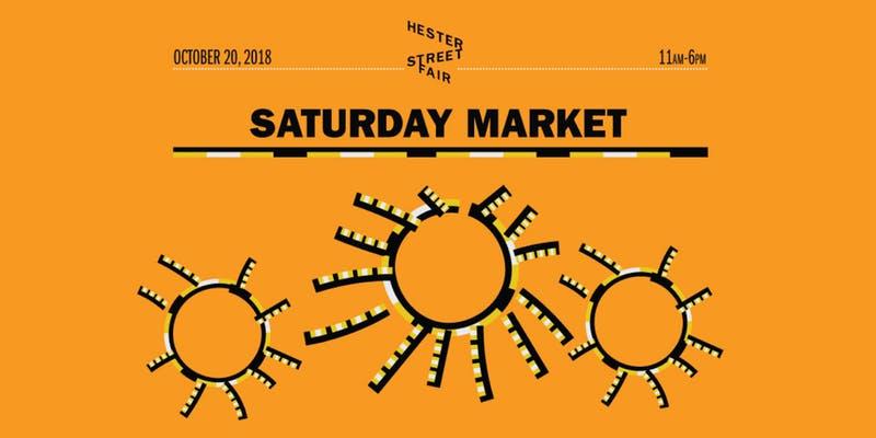 Hester Street Fair's Saturdays