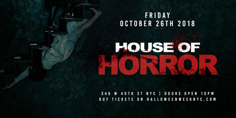 House of Horror at High Bar