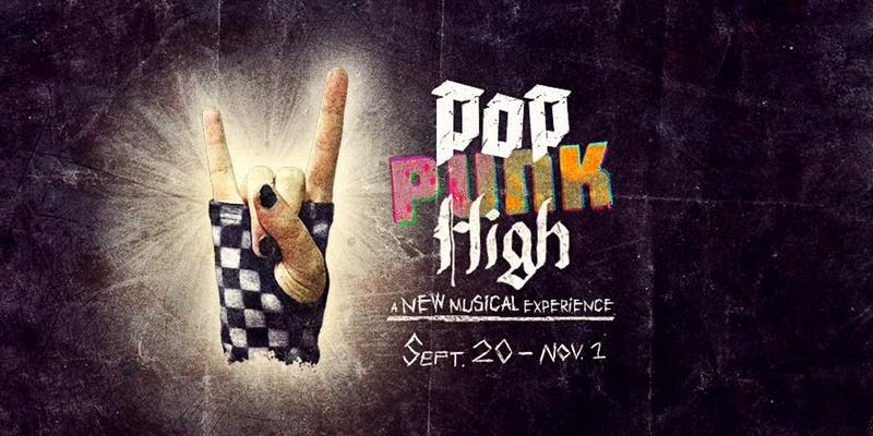 Pop Punk High: A New Musical Experience ft. THICK