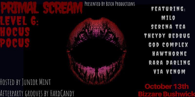 Primal Scream: Hocus Pocus