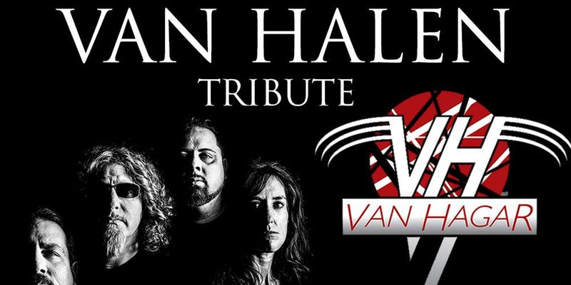 Van Halen Tribute - The Sammy Hagar Years