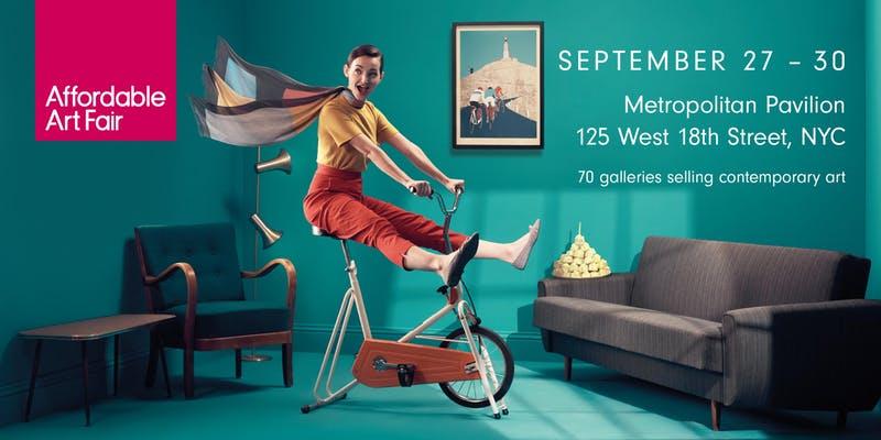 Affordable Art Fair NYC Fall 2018