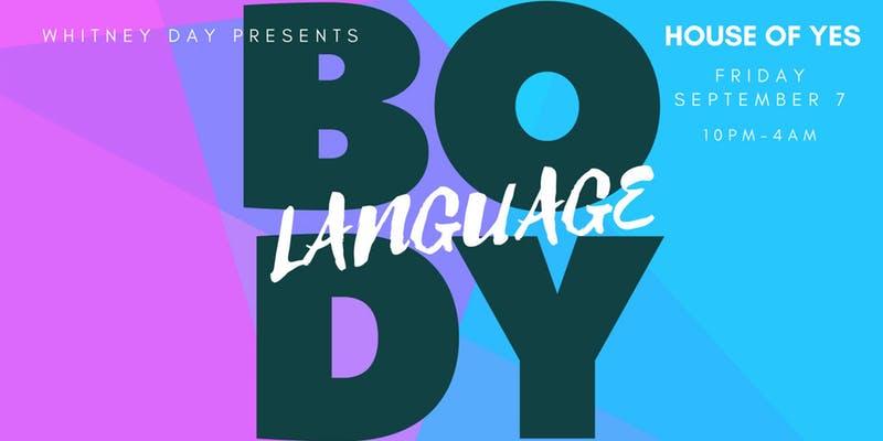 Body Language by Whitney Day