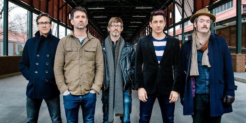 Jump, Little Children Album Release, with Michael Flynn