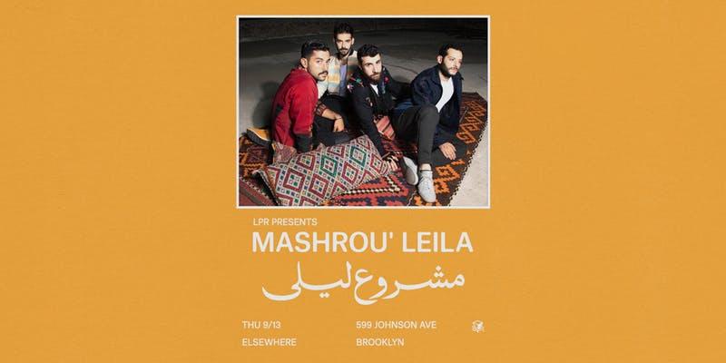 Mashrou' Leila at Elsewhere