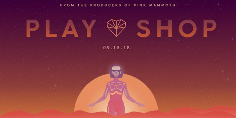 PLAYSHOP with Pink Mammoth and more