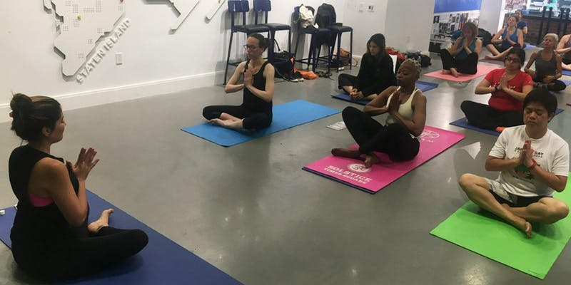 RUNHealthy: Friday Morning Yoga