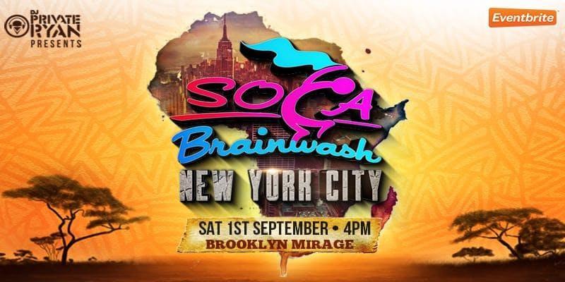 Soca Brainwash NYC - Africa