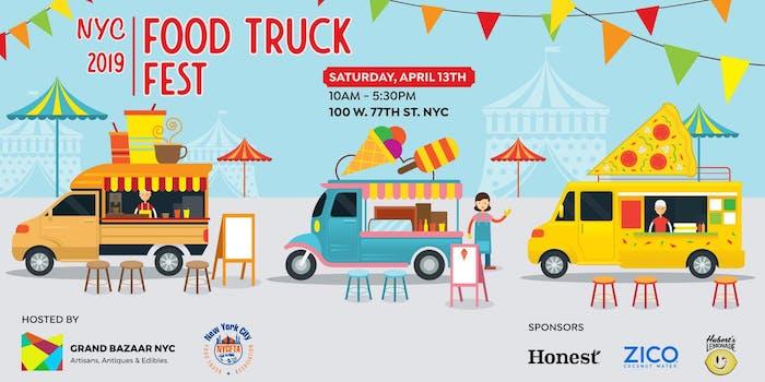 NYC Food Truck Fest 2019