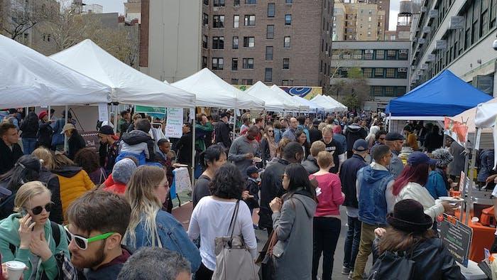 NYC Vegan Pop-up