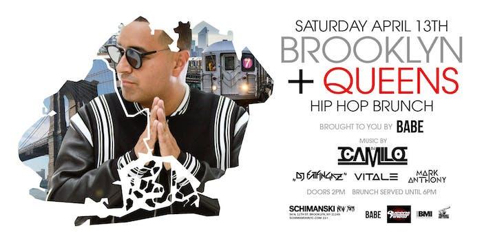 Queens + Brooklyn Brunch