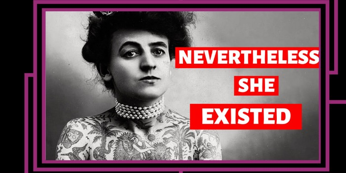Nevertheless She Existed: Whores