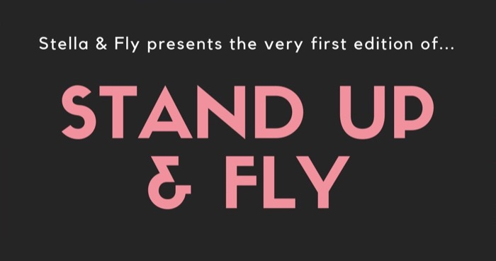 Stand Up & Fly