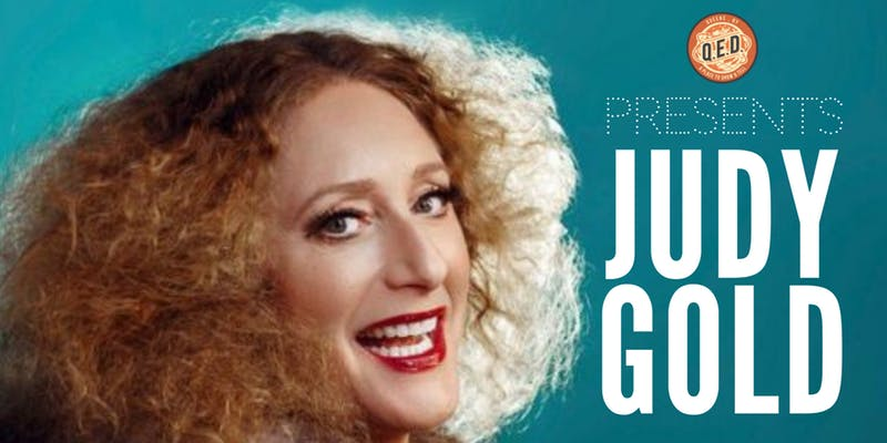 QED Presents Judy Gold