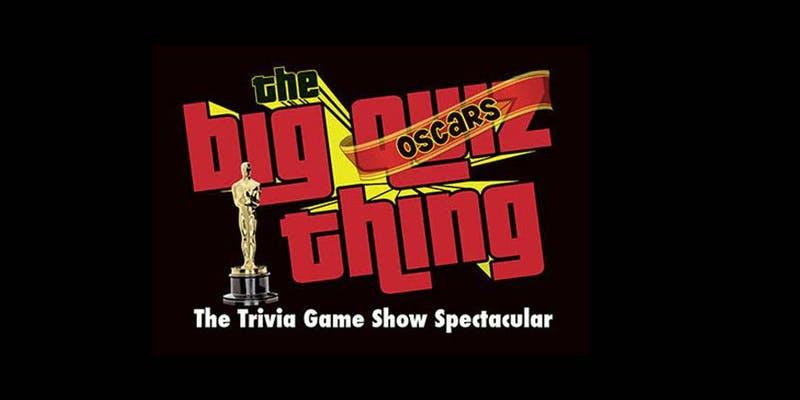 The Big Oscars Quiz Thing