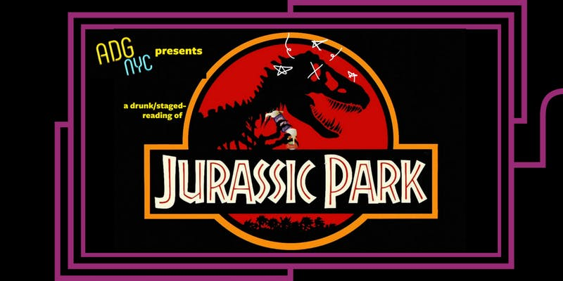 A Drinking Game NYC presents: Jurassic Park