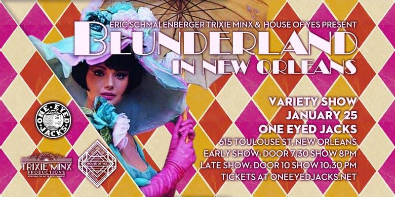 Blunderland New Orleans