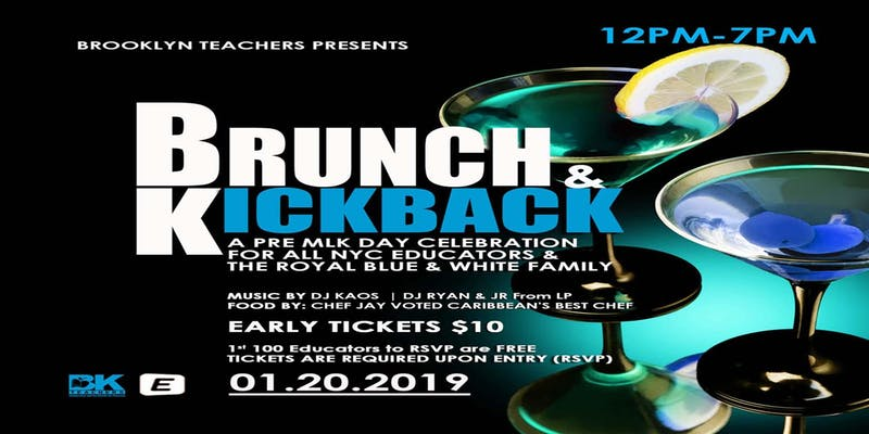 Brunch and Kickback Day Party
