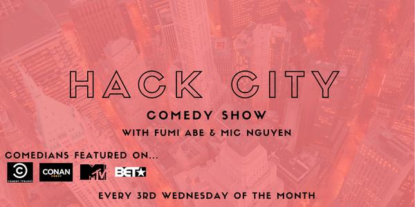 Hack City Comedy Show