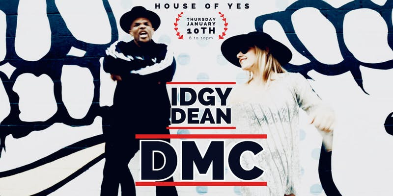 """Idgy Dean and (Run) DMC: """"Remember This"""" Release Party"""