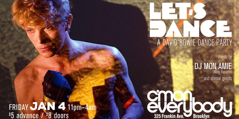 Let's Dance: A David Bowie Party