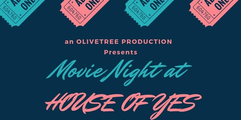 """Movie Night at House of Yes """"The S.S. Swenson"""""""