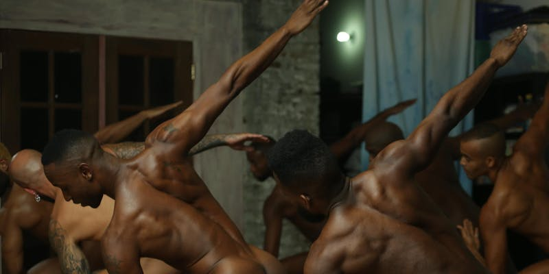 Naked Men's Yoga NYC