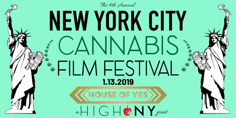 NYC Cannabis Film Festival
