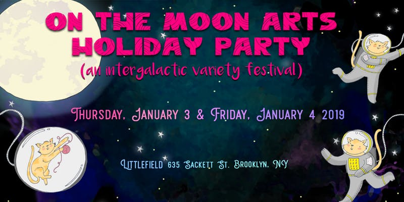 On the Moon Arts Holiday Party