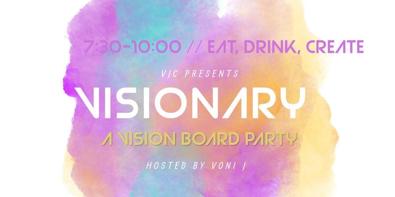 Visionary: A Vision Board Party