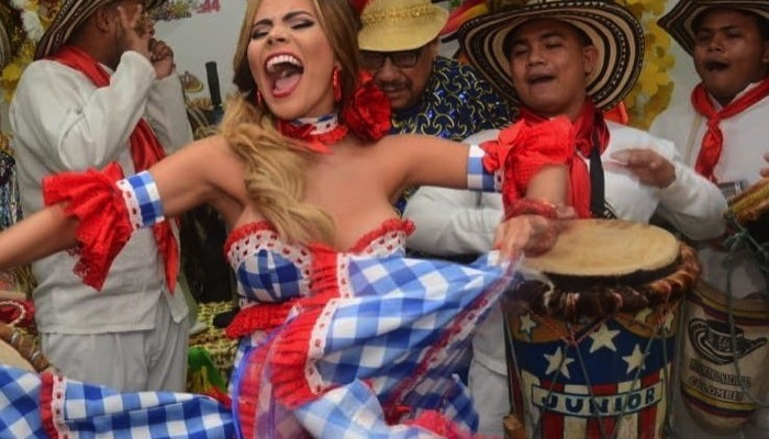 Colombia Carnaval Summer Party