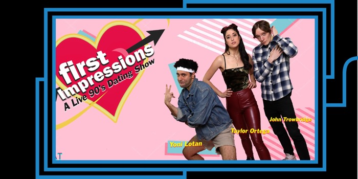 First Impressions: The 90's Dating Game Show