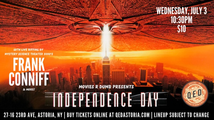 Movies R Dumb Presents Independence Day
