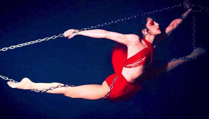 Secret Circus: An Aerial Spectacular