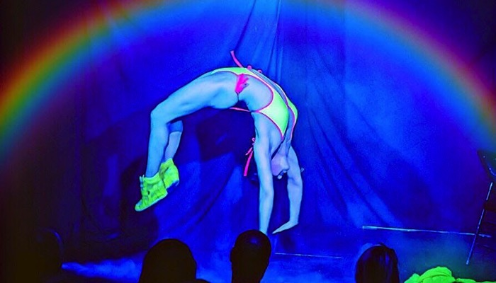 Street Meat: NYC-Style Burlesque & Pole