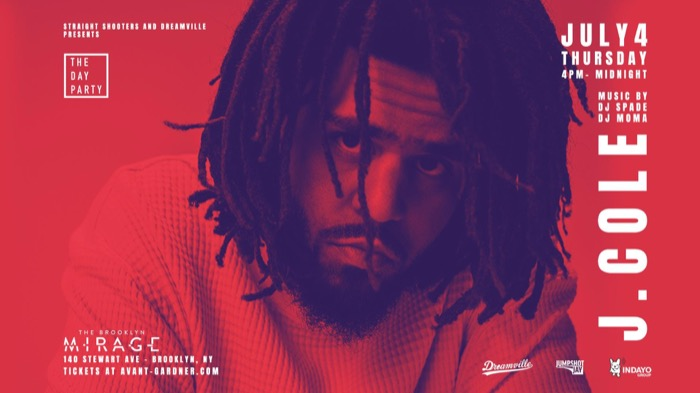 The Day Party with J.Cole